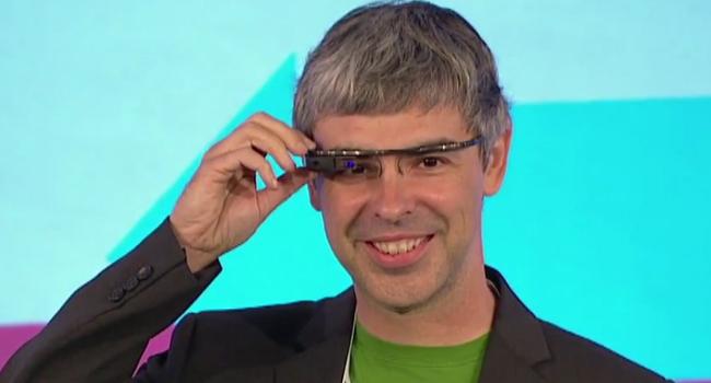 Larry Page, co-fondateur de Google